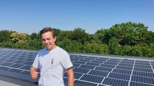 Solar Viking Dariusz