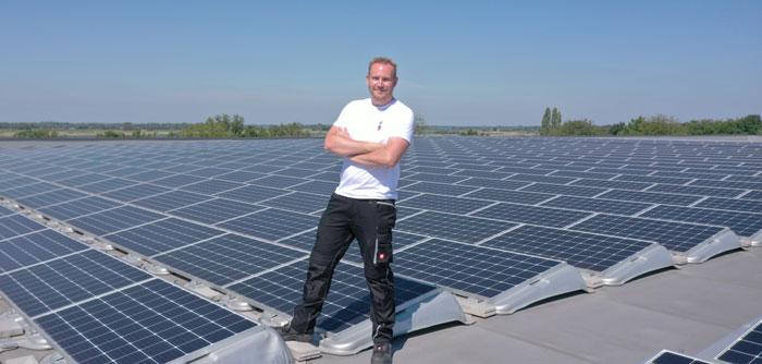 Solar Vikings - Professionele Installatie Zonnepanelen Zakelijke Markt