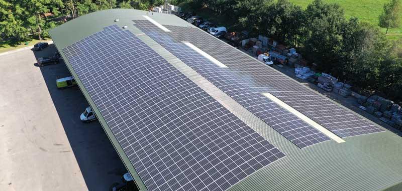 Een-afgerond-zonnepanelen-project